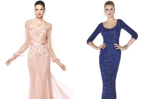 Inspirações de vestidos de festa