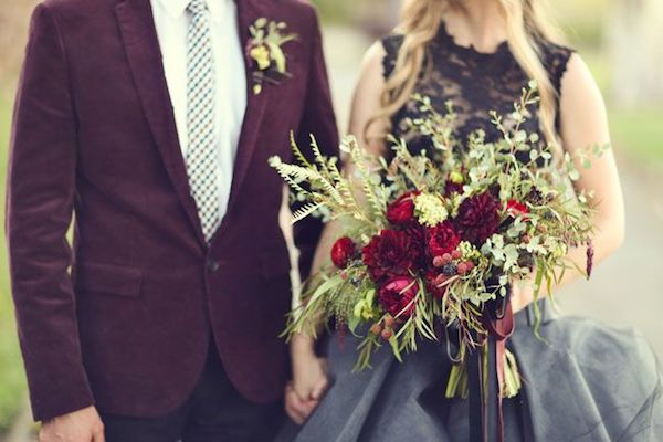 Marsala | Cor tendência para casamentos em 2015
