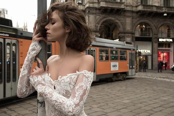 Vestidos de noiva por Liz Martinez