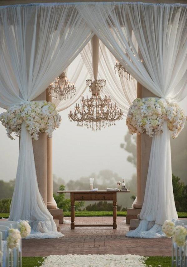 decoração-para-cerimônia-ao-ar-livre