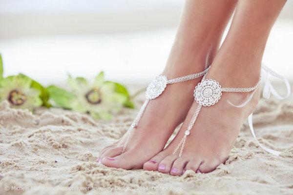 Acessórios de noiva para casamento na praia