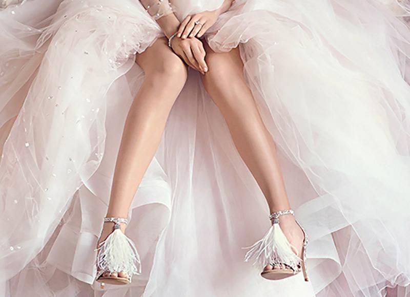 sapato para noiva Jimmy Choo