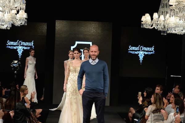 Vestido de festa e noiva | Samuel Cirnansck