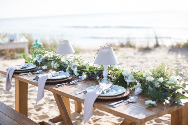 Decoração | casamento na praia