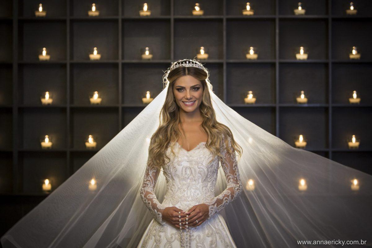 Inspiração: coroas e tiaras para noiva