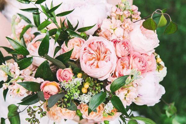 Inspiração buquê | rose quartz