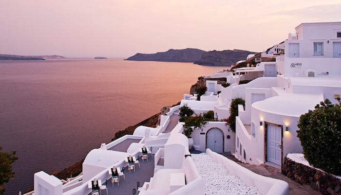 Canaves Oia, Luxury Resorts and Villas, Santorini