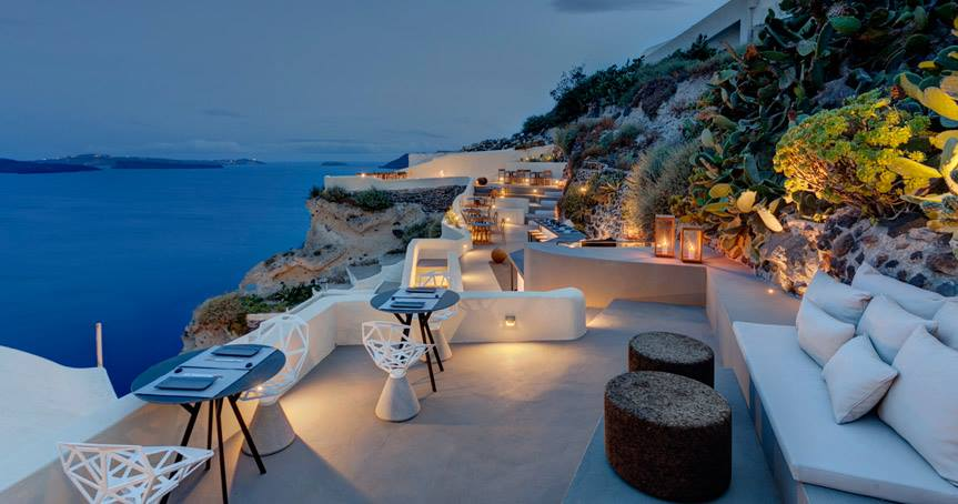 Mystique, a Luxury Collection Hotel in Santorini