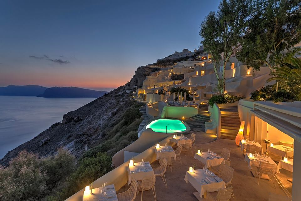 Mystique, a Luxury Collection Hotel in Santorini3