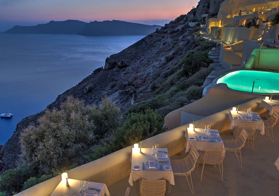 Mystique, a Luxury Collection Hotel in Santorini4