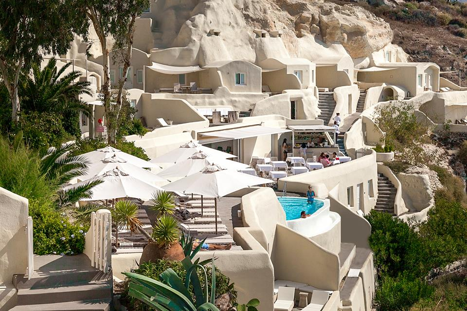 Mystique, a Luxury Collection Hotel in Santorini8