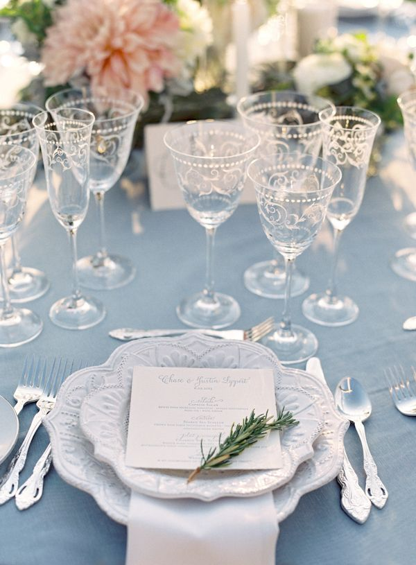 romantic-dusty-blue-and-pink-wedding-table-settings