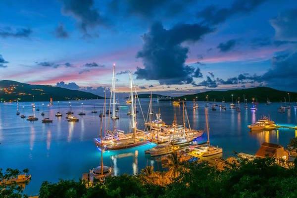 Lua de mel: Ilhas Virgens Britânicas