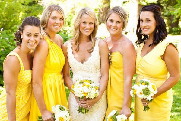Tendência para casamento: buttercup