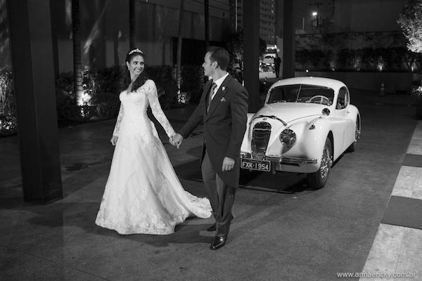 Casamentos reais: Marcela e Kleber