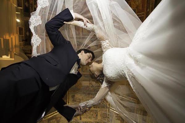 Casamentos reais: Adriana e Lucas