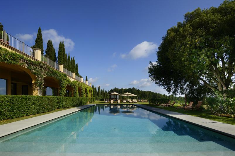 Castello del Nero Hotel & Spa 12