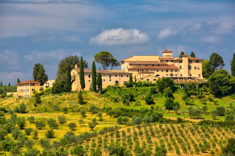 Castello del Nero Hotel & Spa 13