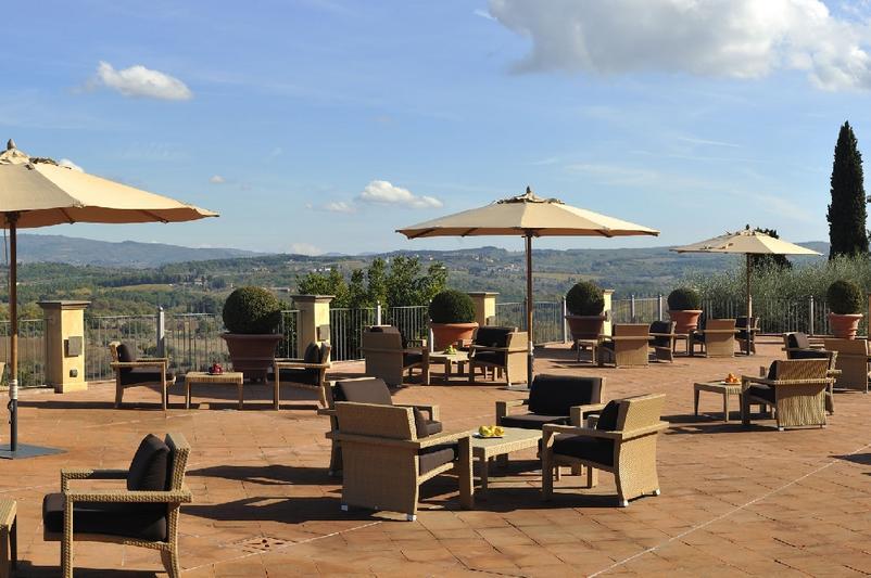 Castello del Nero Hotel & Spa 15