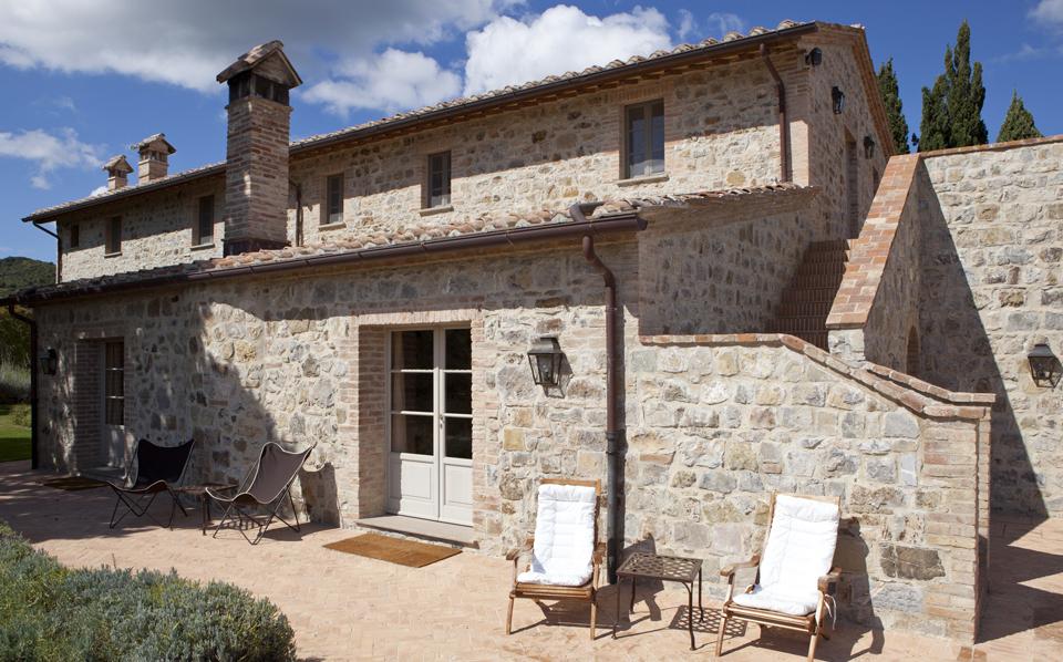 Villa Oliviera. Castiglion del Bosco