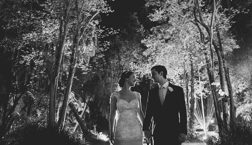 Casamentos reais: Mariela e Aurelio