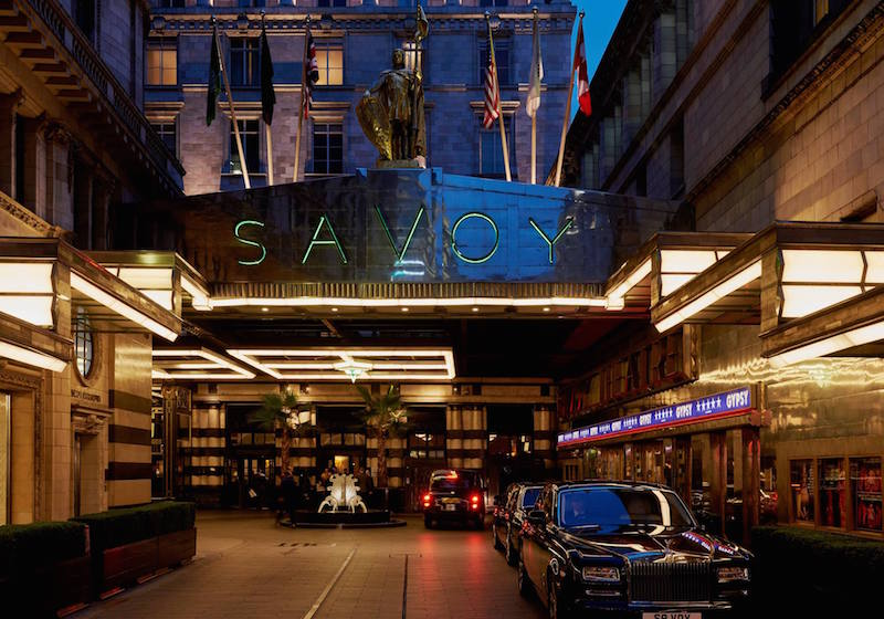 The Savoy 11