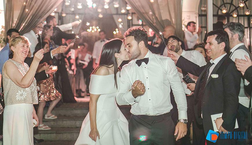 Casamentos reais: Martina e Rhaman