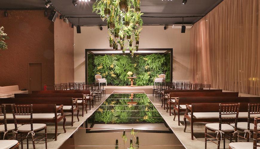 100% eventos – Empresa de locação de móveis para casamento