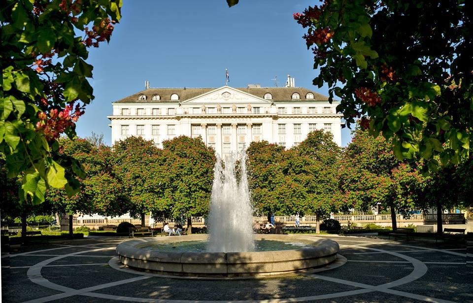 Esplanade Zagreb Hotel 10