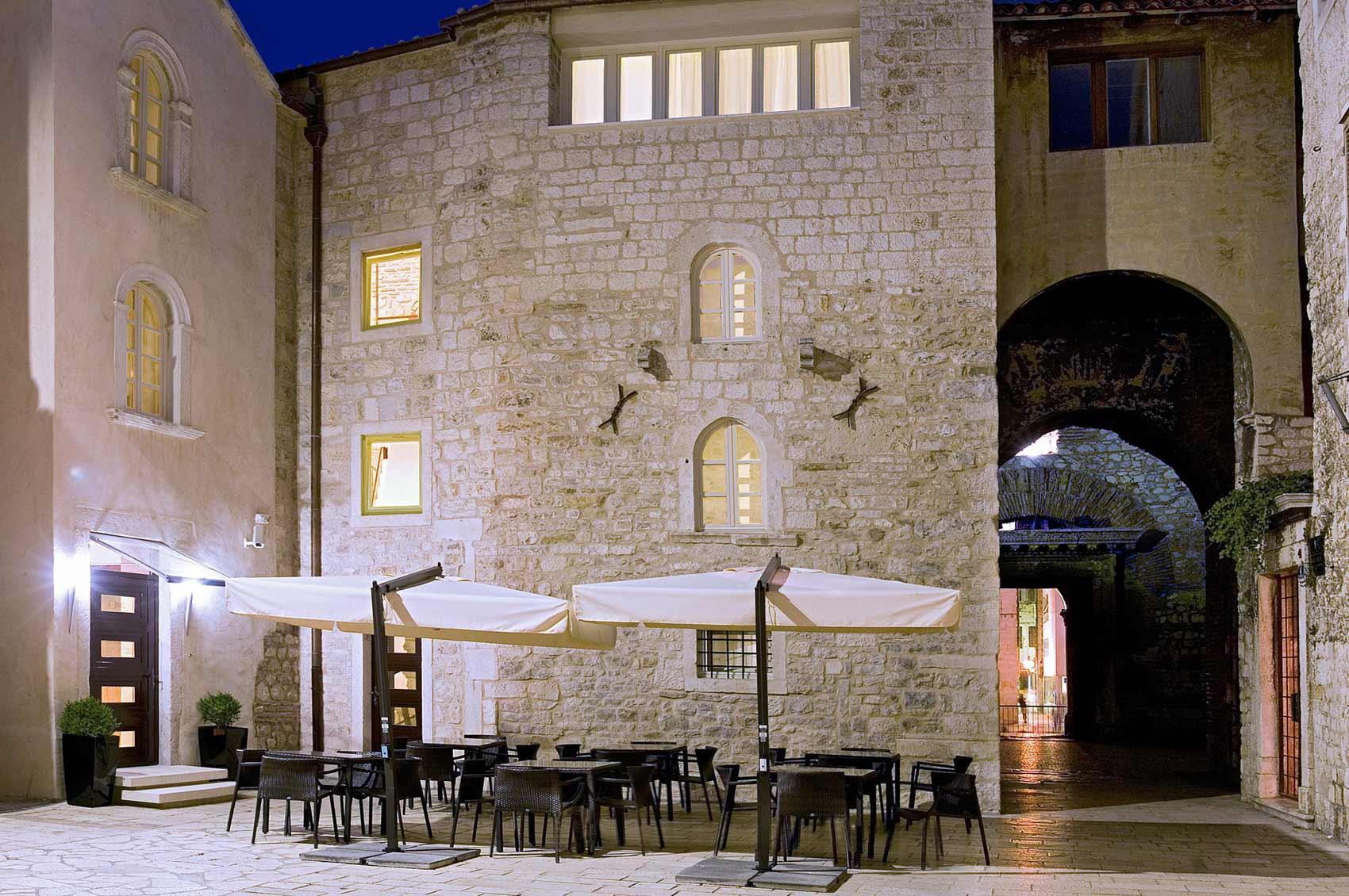 Hotel Vestibul Palace Split 14