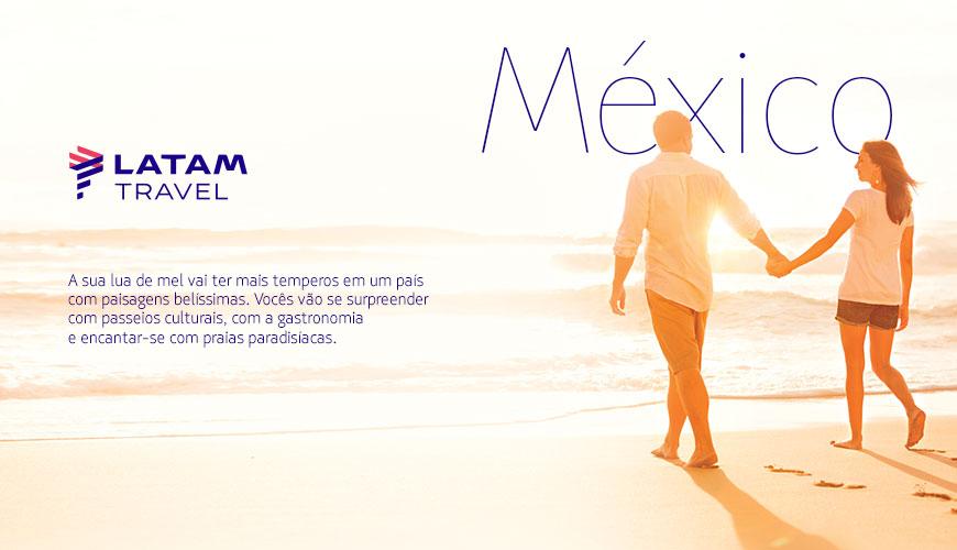 O sonho de uma vida juntos começa no México