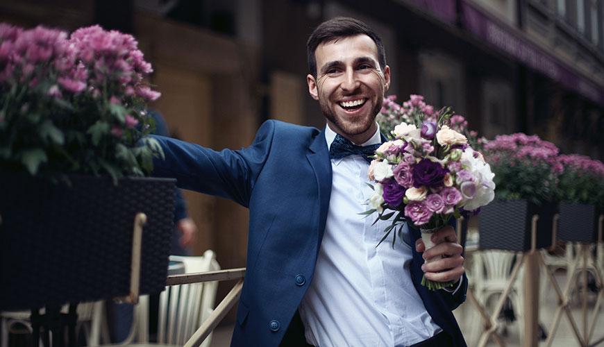 5 dicas de especialista para o noivo moderno