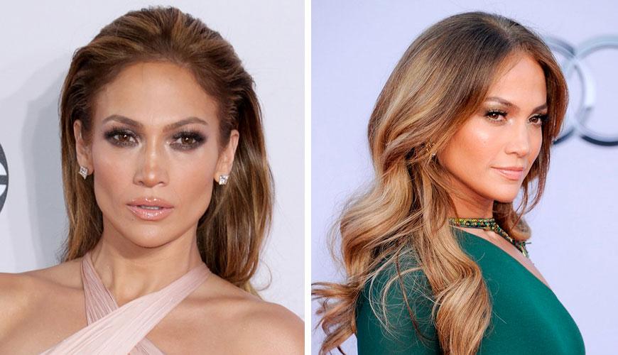 7 penteados de Jennifer Lopez para você arrasar em qualquer casamento!