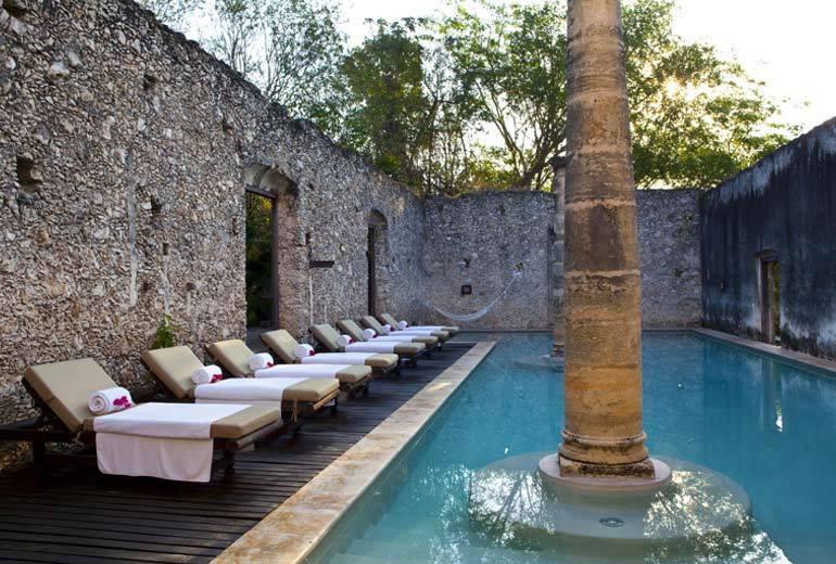 Hacienda Uayam¢n en Campeche 10