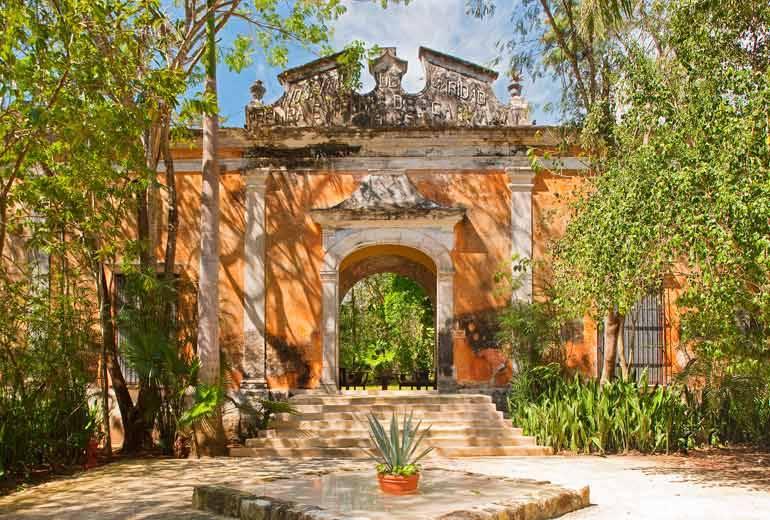 Hacienda Uayam¢n en Campeche 3