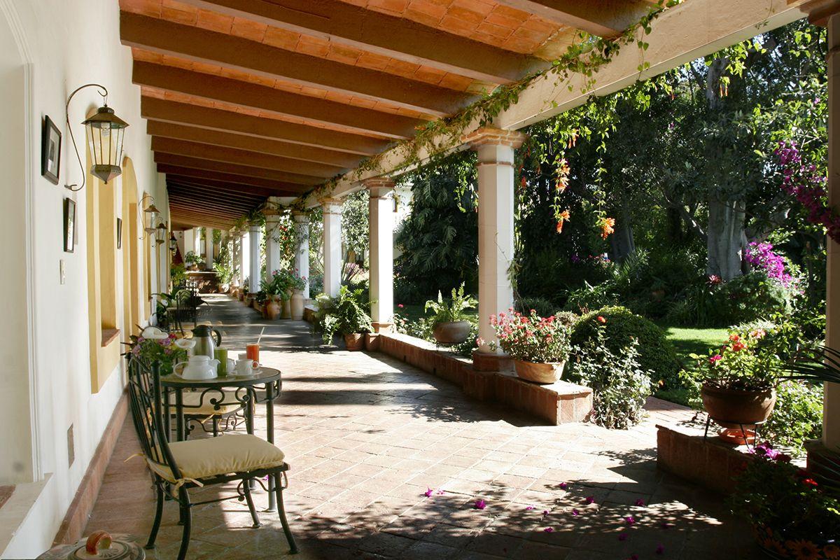 Hotel Hacienda Los Laureles - Spa, Oaxaca, Mexico 7