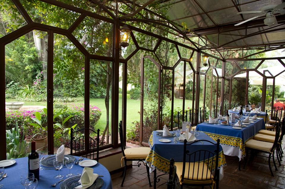 Hotel Hacienda Los Laureles - Spa, Oaxaca, Mexico