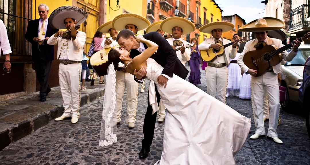 Os 5motivos para passar a lua de mel no México