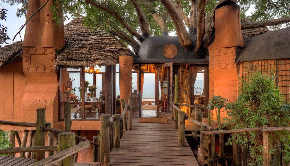 &Beyond Ngorongoro Crater Lodge 12