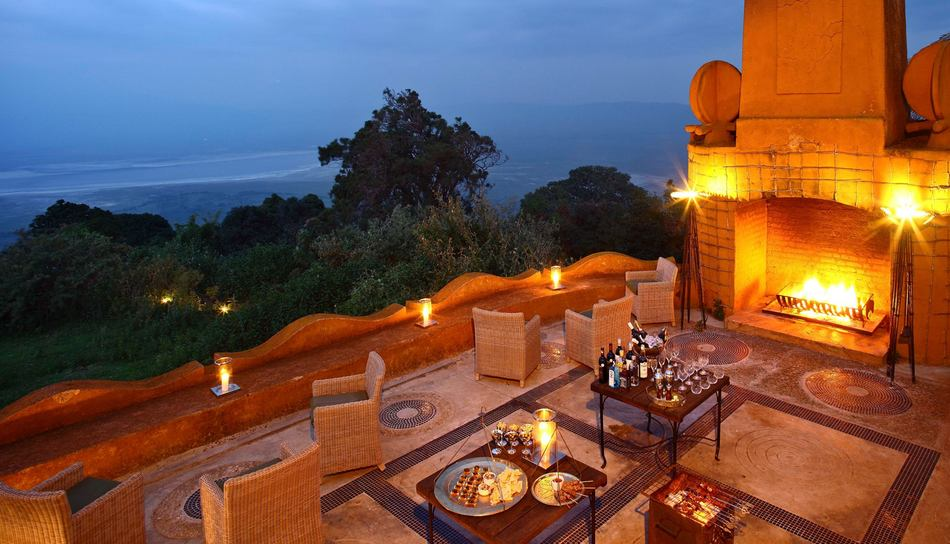 &Beyond Ngorongoro Crater Lodge 4