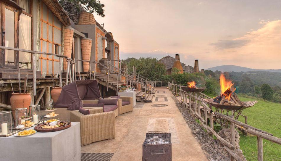 &Beyond Ngorongoro Crater Lodge 7