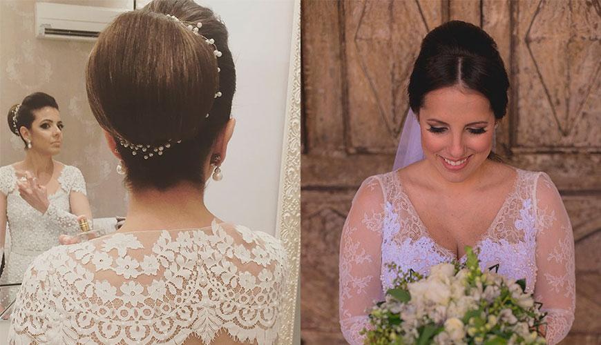 Vestidos de noiva por Camilla Gabbai