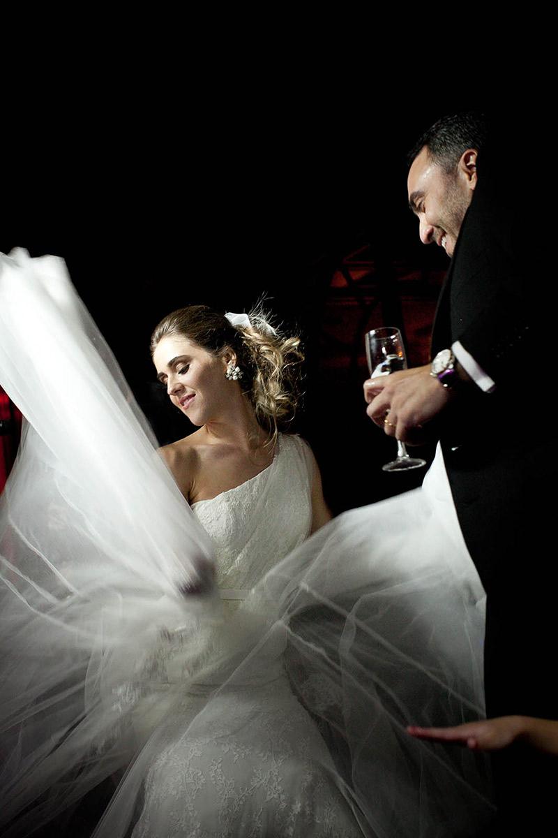 Foto da noiva e noivo