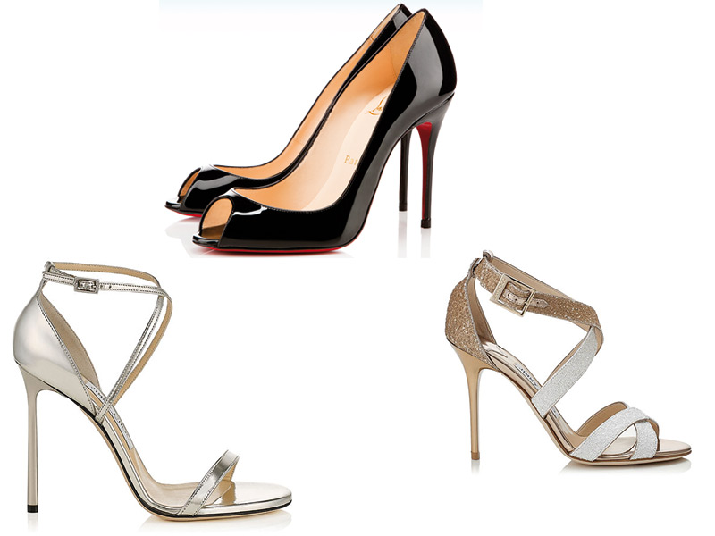 sapatos para madrinhas de casamento