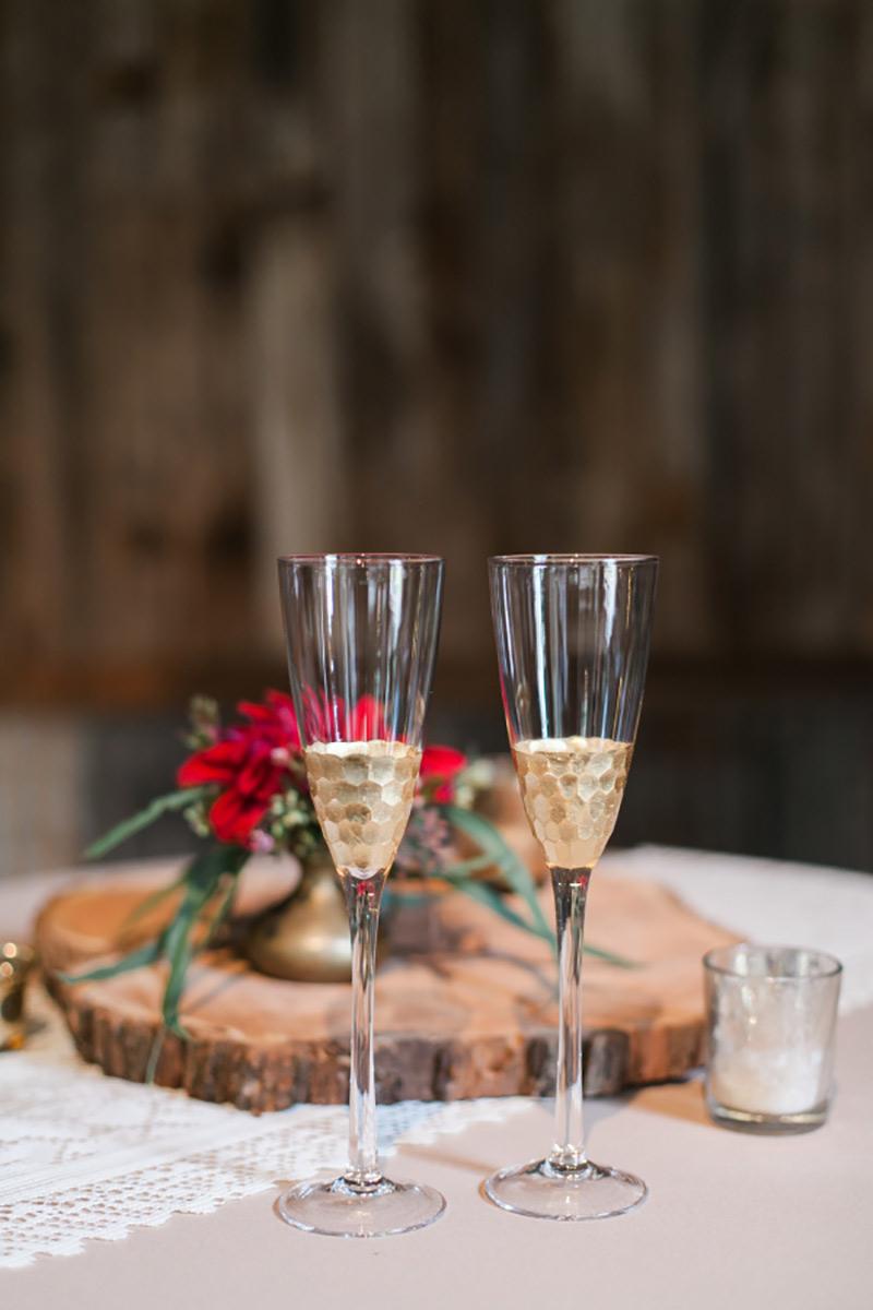 champagne para casamento