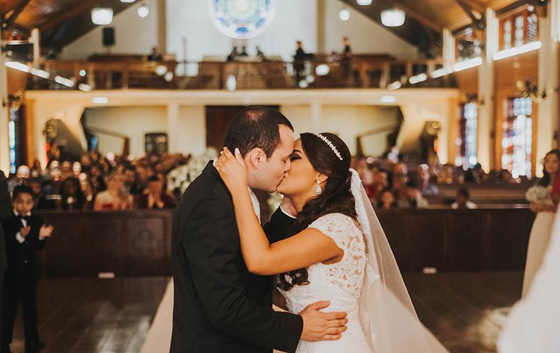 noivos e lista de convidados para casamento