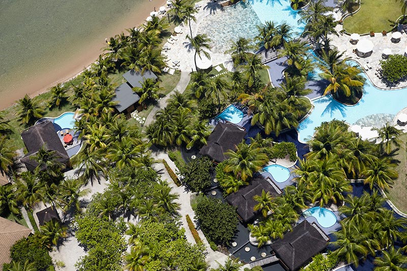 lua de mel porto de galinhas Nannai Resort