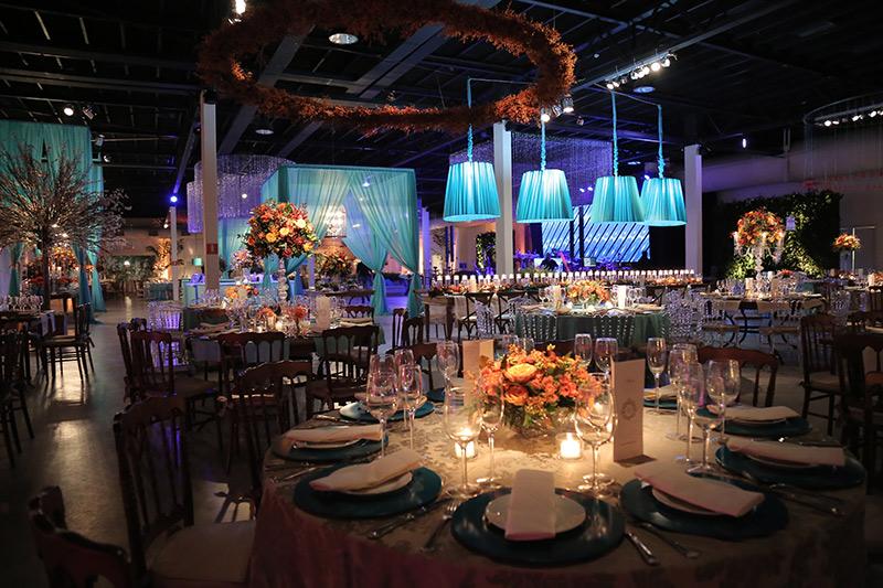 festa de casamento buffet