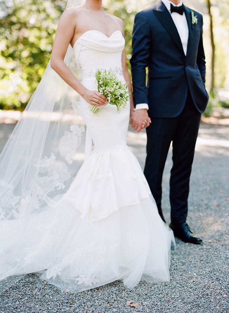 vestido para noiva plus size