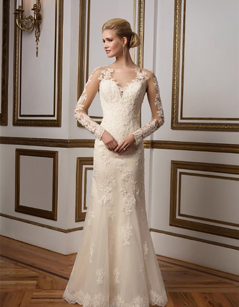 vestido de noiva semi-sereia black tie